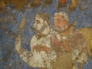 7th century Sogdian fresco