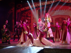 The Turpan Experience