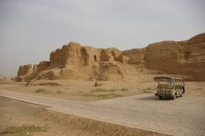 Stretch golf buggy, Gaochang