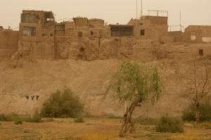 The old town, Kashgar