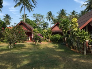 Sukorn Beach Bungalows - old