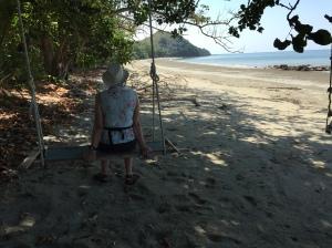 An undiscovered beach