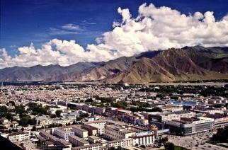 Modern Lhasa